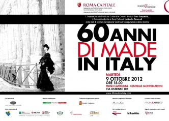 60 anni di made in Italy